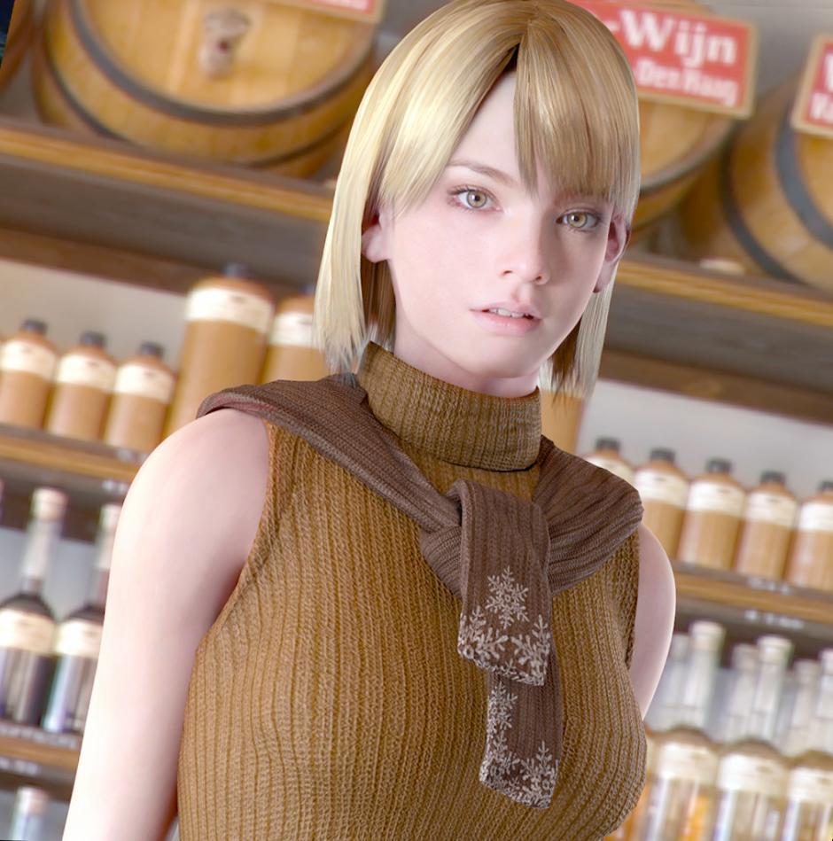 Ремейк Resident Evil 4 раскрыл главный герой