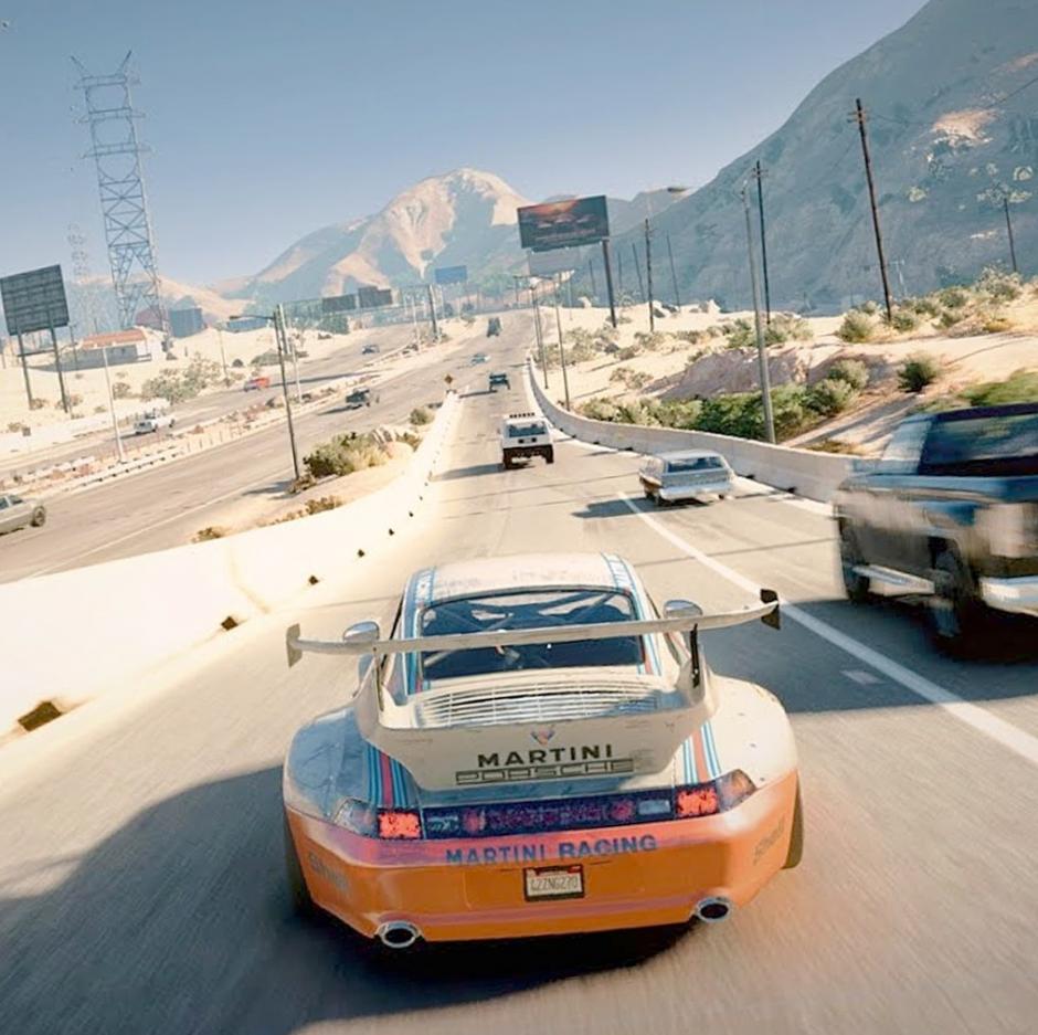 Взамен GTA 6 появилась GTA 5 Remastered