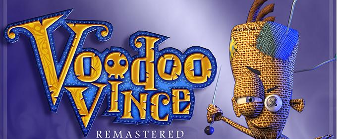 Voodoo Vince: Remastered  - 8 минут геймплея ремастера эксклюзива оригинального Xbox
