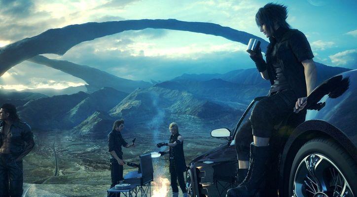 Мощнейшая GeForce не справилась с Final Fantasy XV