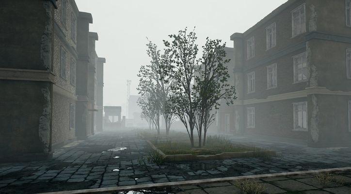 В PUBG добавят новый город