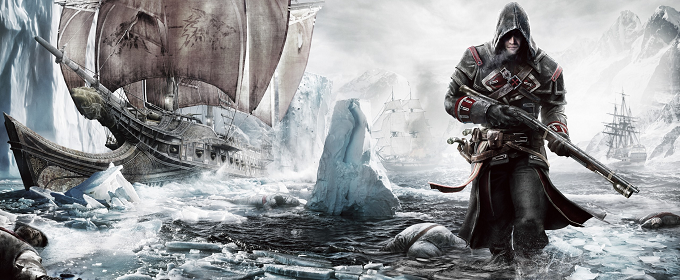 Assassin's Creed Rogue Remastered подтвержден к выпуску на PlayStation 4 и Xbox One, Ubisoft опубликовала тизер