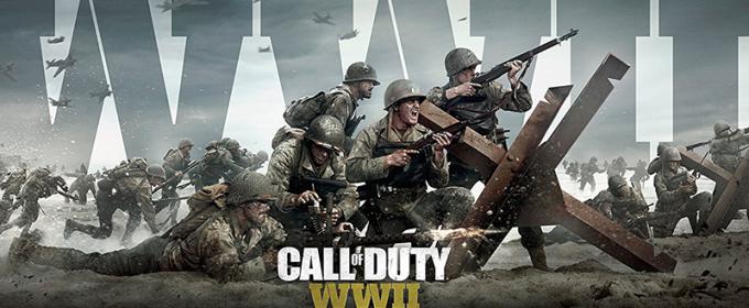 В Call of Duty: WWII лутбоксы падают игрокам прямо с небес на голову