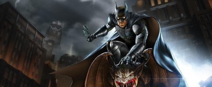 Обзор Batman: The Enemy Within - Episode 3: The Fractured Mask