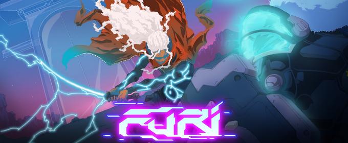 Furi - красочный музыкальный слэшер получит релиз на дисках для ПК и PS4