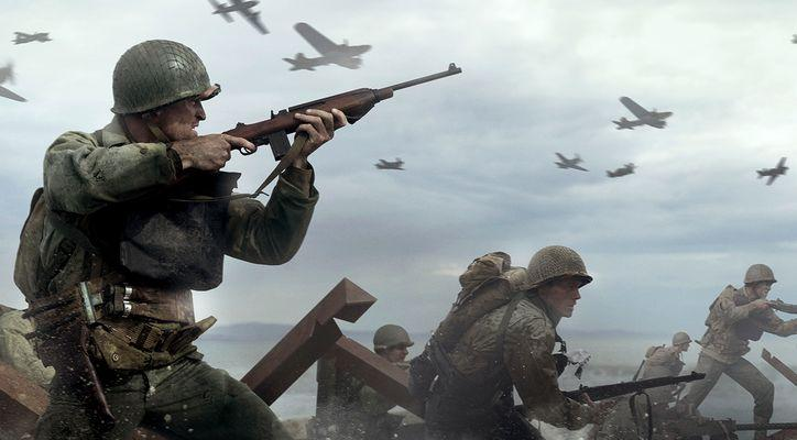 Авторы Call of Duty намекнули на будущее сериала