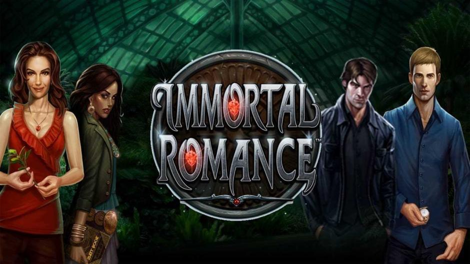 Основы настройки игрового автомата Immortal Romance из Вулкана