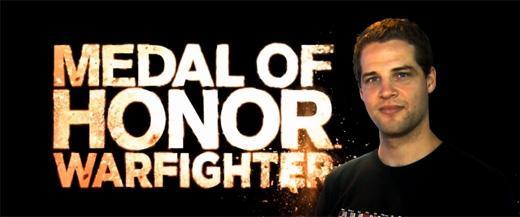 Medal of Honor: Warfighter. Интервью с GC 2012