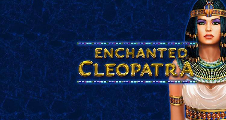 Специальные символы автомата Enchanted Cleopatra на сайте Rox Casino