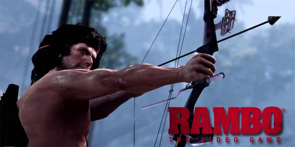 Rambo: The Video Game - игра, трейлер, дата выхода