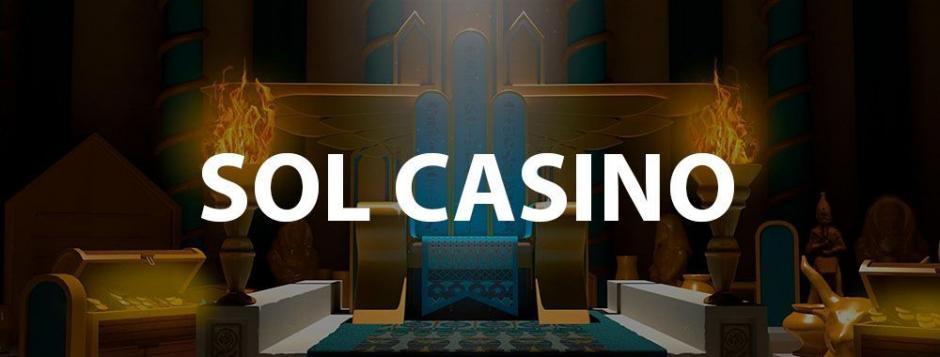 Игровые автоматы от Сол казино