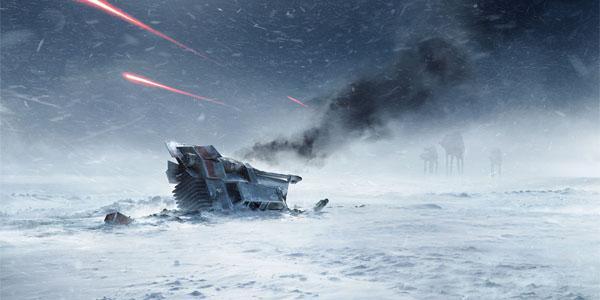 Star Wars: Battlefront. Геймплей и новые подробности всё ближе