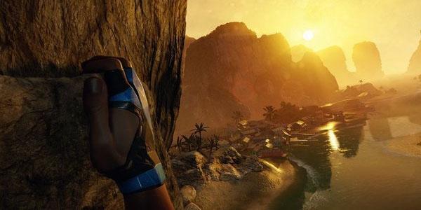The Climb - новая игра от Crytek