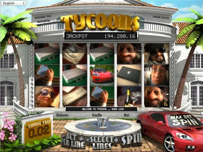 Tycoons – слот о клубе миллиардеров в клубе Фреш